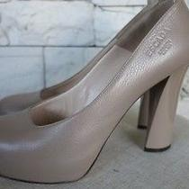 Absolutely Beautiful Escada Leather Heels Photo