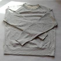 Acne 2013 College Sweatshirt Grey Size M Photo
