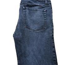 Acne Ace Cash Black/grey Slim Skinny Jeans - Size 31 X 27 (Cropped) Photo