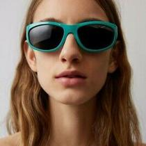 Acne Bla Konst Lou Sunglasses - Teal (New) Photo