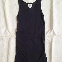 Acne Black Tank Top T-Shirt Top Photo