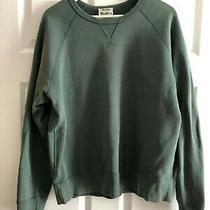 Acne College Raglan Oi Polloi Sleeve Sweatshirt Photo