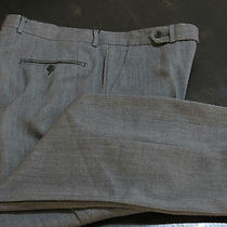 Acne Jeans Italy Grey Wool Dress Pants 32 Photo