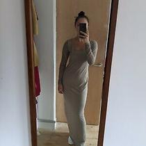 Acne Long Sleeve Maxi Dress Size Small Ss11 Photo