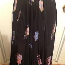 Acne Maxi Silk Skirt Photo