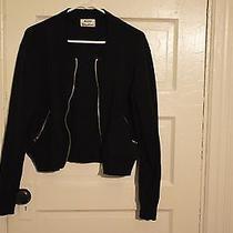 Acne Olympia Bomber Jacket Nwt Size Xs Photo