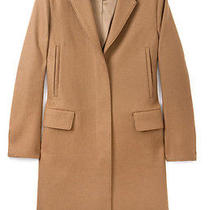 Acne Smith Honey Wool-Blend Coat Retailprice  830 Photo