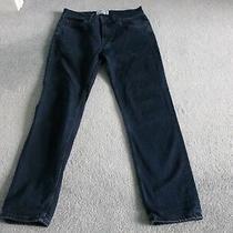 Acne Studio Blue/black Jeans 30 Waist Photo