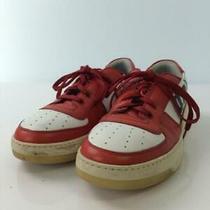Acne Studios  40 Red Red Size 40 Red Low Cut Sneaker 129 From Japan Photo