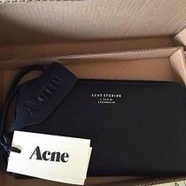 Acne Studios Agate Tab Wallet Lowered Price Photo