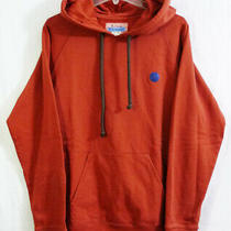 Acne Studios Bla Konst Dusty Red Hoodie Sweatshirt Size Large Photo