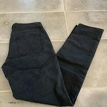 Acne Studios Black Ace Ups Men's Jeans Size 34/32 Photo