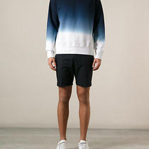 Acne Studios College Degrade Sweatshirt Spring Summer 2014 Blue Large Photo