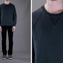 Acne Studios College Sweatshirt Faded Black Size S Photo