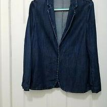 Acne Studios Denim Blazer Photo