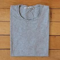 Acne Studios Grey Cotton Vest Top Photo