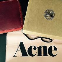 Acne Studios Leather Wallet Photo