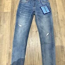 Acne Studios Light Denim Jeans Bnwt Size 26/32 Rrp280 Photo