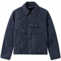 Acne Studios 'Munich' Collared Puff Coaches Jacket Size 46 Medium Photo