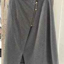 Acne Studios Panna Skirt Wool and Cashmere Size 42 Uk12 Photo