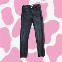 Acne Studios Pin Used Black Skinny Denim Jeans 26/32 Photo