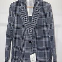 Acne Studios Plaid Blazer Nwt Size 38 Photo