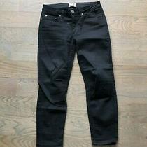 Acne Studios Skin5 Skinny Jeans Black W26 Photo