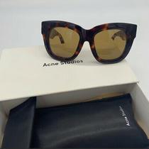 Acne Studios Sunglasses.  Comes With Presentation Box and Acne Studio Case Photo