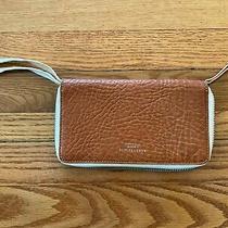 Acne Studios Women's Hand Wallet Zipper Leather  Photo