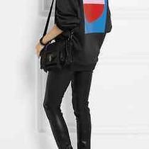 Acne Sweatshirt Beta Geometric Pss14 Size S Like New Oversized Photo