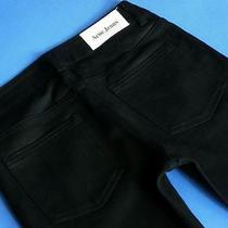 Acne Sweden Jeans Hex/cash Stretchy Black Black  Slim Denim Wmn 29/32  Photo