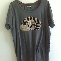 Acne Tshirt Dress Print  Photo