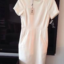 Acne White Dress. Size 34. New With Tags Photo