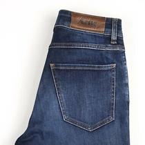 Acne Women Needle Slow Slim Skinny Stretch Jeans Size W27 L28 Avz943 Photo