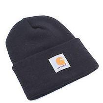 Acrylic Watch Hat Black A18blk Men Carharttinc Photo
