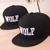 Actual Fine New Cool Wolf Exo Xoxo First Year Embroidered Snapback Cap Hat Hcus Photo