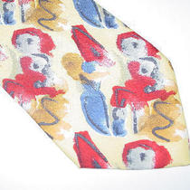 Adam's 100% Silk Tie. Made in Italy 43582 Photo