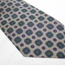 Adam's 100% Silk Tie. Made in Italy 61997 Photo