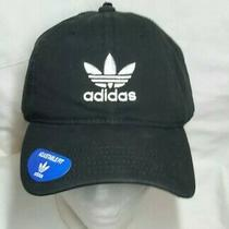Adidas 3 Stripe Cap Hat New Photo