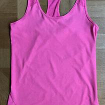 Adidas Active Vest Racer Back Size S Colour Pink Photo