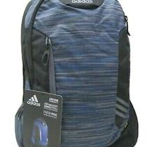 Adidas Aires Backpack Core Blue/onix Laptop Tech Xl Climacool Loadspring Photo