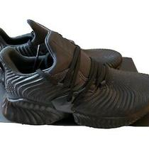 Adidas Alphabounce Instinct Size 13 Black Carbon