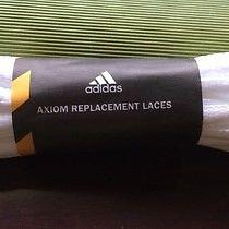 Adidas Axiom Replacement Laces White Shoe Laces Photo
