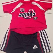 Adidas Baby Boy Outfit Size 3 Months Photo