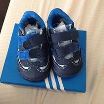 Adidas Baby Boy Sneakers Size 2 Photo