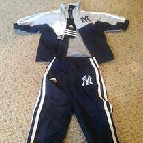 Adidas Baby Yankees Outfit Photo