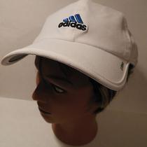 Adidas Ball Cap Adizero Cap Climacool White Grey Sport Hat Osfa  Photo