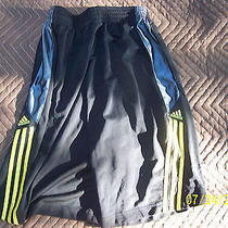 Adidas  Basketball Active  Track Short Gym Pants Superstarsz Small - Long Photo