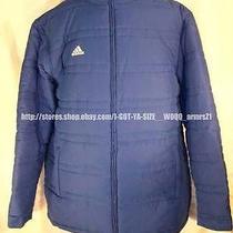 Adidas Big Game Mw Blue Medium Parka Photo