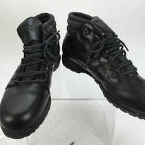 Adidas Black Leather Lace Up Boots Size 13 Photo